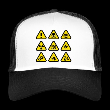 danger - Trucker Cap
