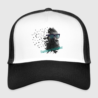 gorilla mode - Trucker Cap