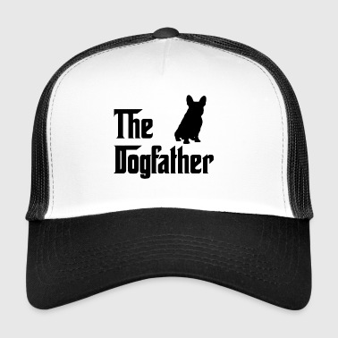 The Dogfather Black - Trucker Cap