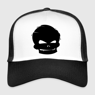 head - Trucker Cap