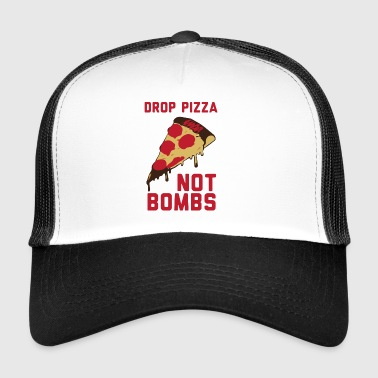 DROP PIZZA - Trucker Cap