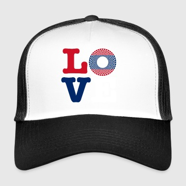 LAOS HEART - Trucker Cap