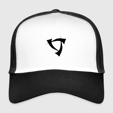 Ofiicial logo of Team Zinc - Trucker Cap