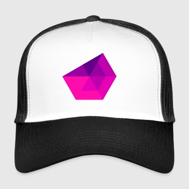 Hexagon Coupe - Trucker Cap
