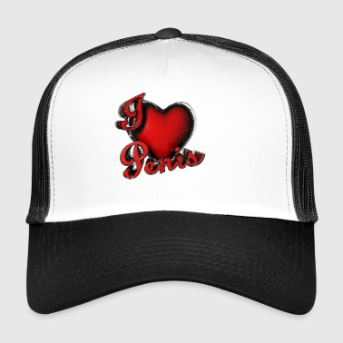 I Love Penis - Trucker Cap