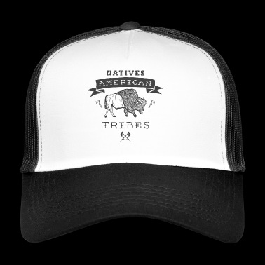 Tribes of the American Indians - Trucker Cap