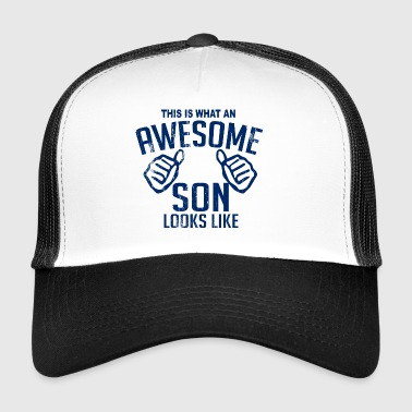 Son and Daughter Day - Trucker Cap