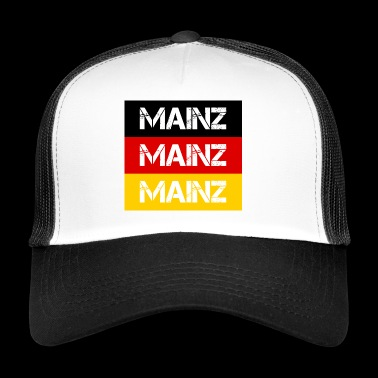 STADT MAINZ, GERMANY - Trucker Cap