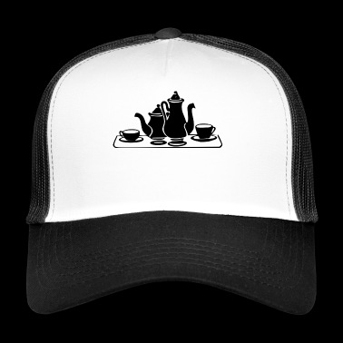 coffee service - Trucker Cap