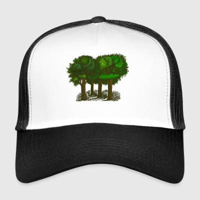 foresta - Trucker Cap
