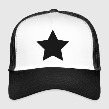 star - Trucker Cap