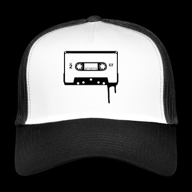 Old School Cassette Audio - Trucker Cap