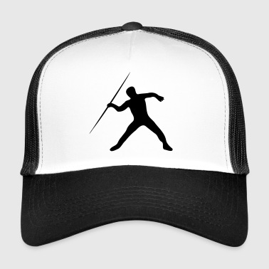 Javelin, Atletik - Trucker Cap