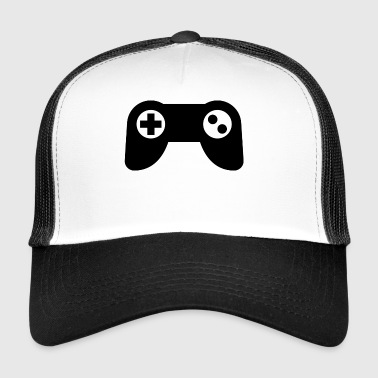 Game controller - Trucker Cap