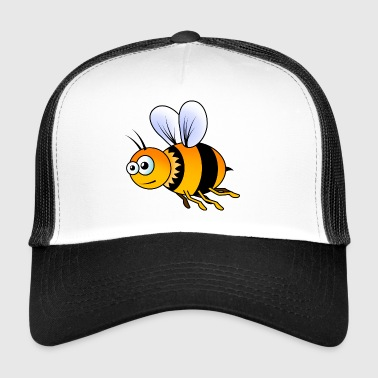 Cartoon bee - Trucker Cap