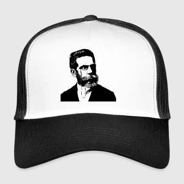 man - Trucker Cap