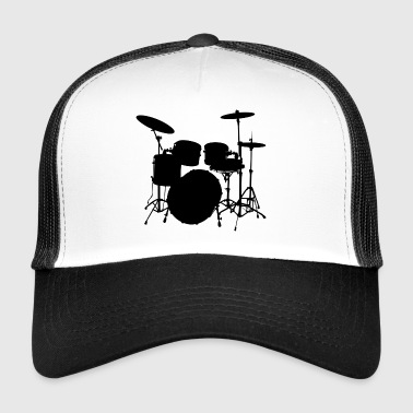 Drums - Trucker Cap
