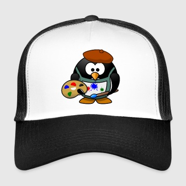 Penguin - Trucker Cap