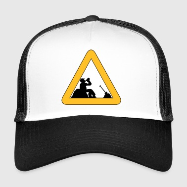 job - Trucker Cap