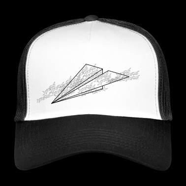 Cloud flight - Trucker Cap