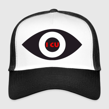 eye 1915455 1280 - Trucker Cap