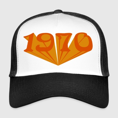 1970 Starship orange, - Trucker Cap