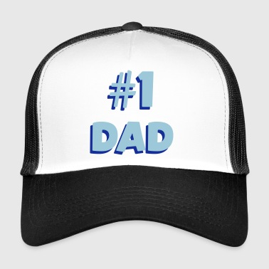 #1DAD - Trucker Cap