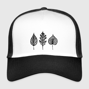 pattern sheets - Trucker Cap
