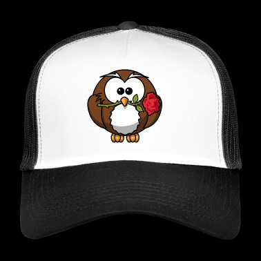 CHARMING BIRD - Trucker Cap