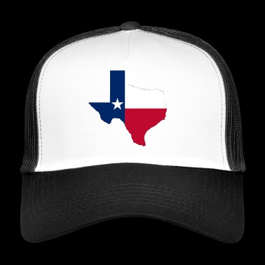 confini Texas - Trucker Cap