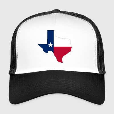 Texas borders - Trucker Cap