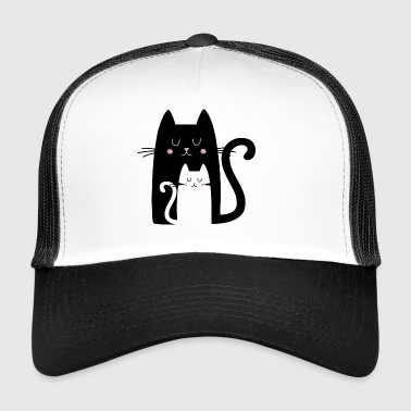 kitties - Trucker Cap