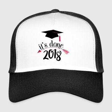 Graduation 2018 - Trucker Cap