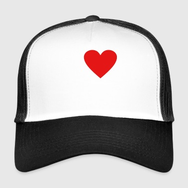 I Love Rock N Roll - Trucker Cap