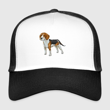 Beagle dog - Trucker Cap