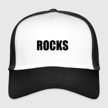 Hip Hop Rocks - Trucker Cap