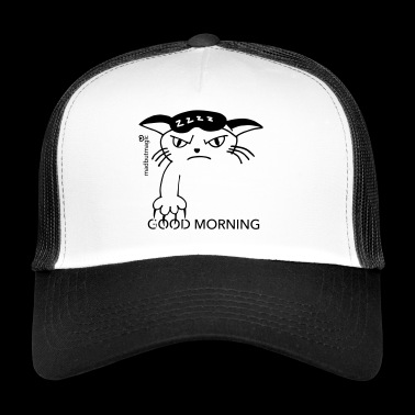 Chat animal de compagnie - Trucker Cap