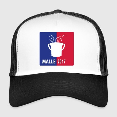 MALLE NBA - Trucker Cap