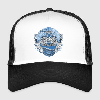 Stylish monkey - Trucker Cap