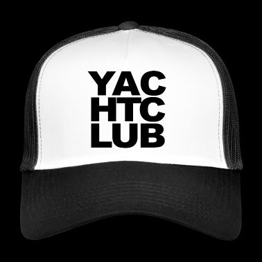 YACHT CLUB - Trucker Cap
