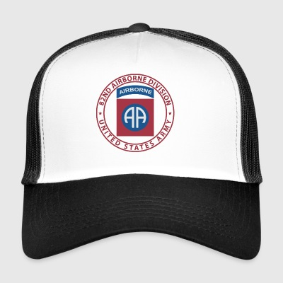 82nd - Trucker Cap