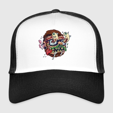 Skater swag alternatief - Trucker Cap