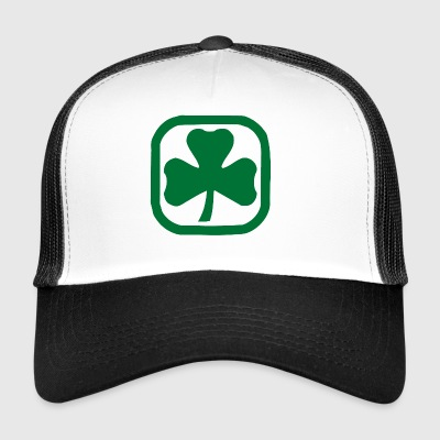 Irish Shamrock - Trucker Cap