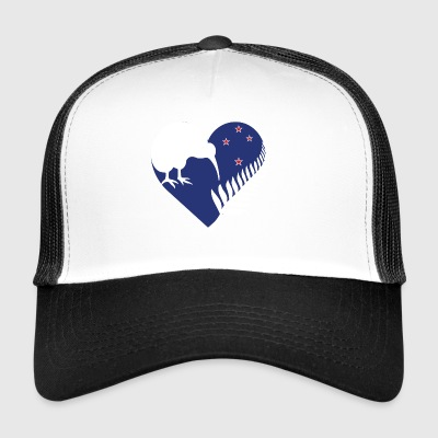 New Zealand - New Zealand - Trucker Cap