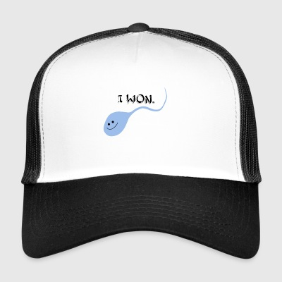 sperm - Trucker Cap