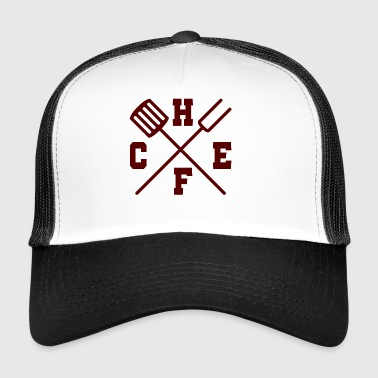 Chef / Chef Cook: Chef - Trucker Cap