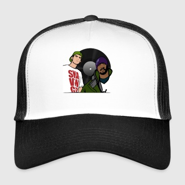 Swag Rap Hip Hop Cool Hipster - Trucker Cap