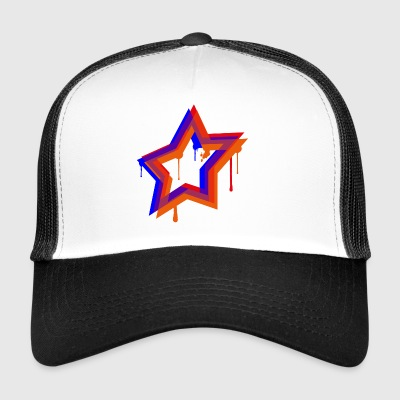 Splat Star - Trucker Cap
