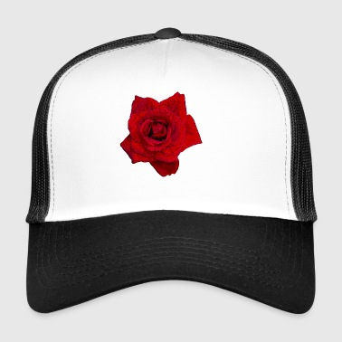 Fuck Off Rose - Trucker Cap