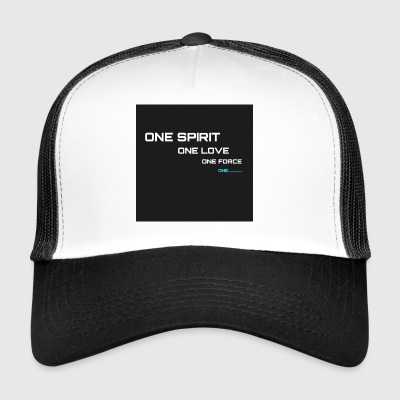 ONE SPIRIT 2 - Trucker Cap